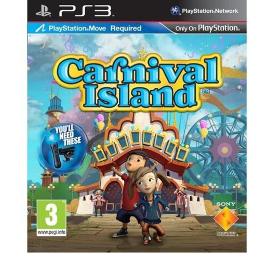 Carnival Island - PlayStation Move