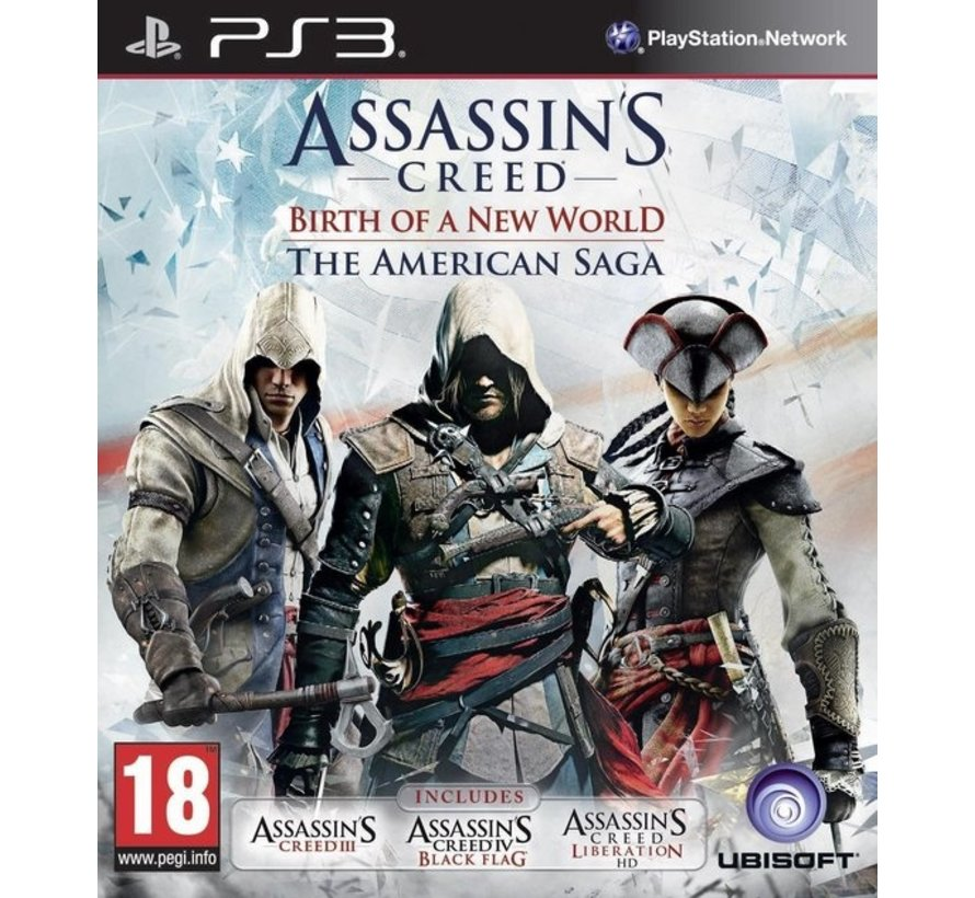 Assassins Creed - Birth of a New World - The American Saga