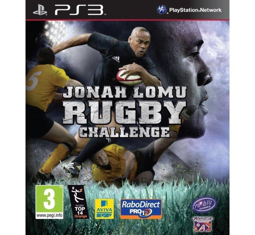 Jonah Lomu - Rugby Challenge