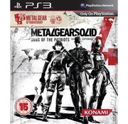 Metal Gear Solid 4 - Guns of the Patriots - Tactical Espionage Edition - 25th Metal Gear Anniversary