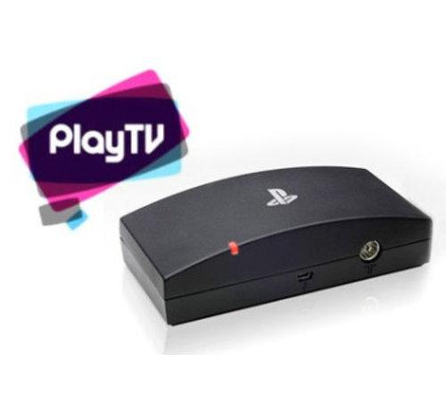 PlayTV tuner & disc