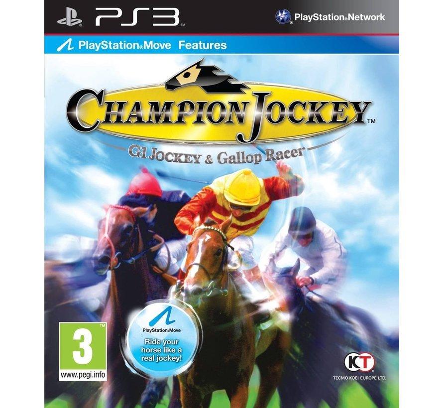 Champion Jockey - G1 Jockey & Gallop Racer