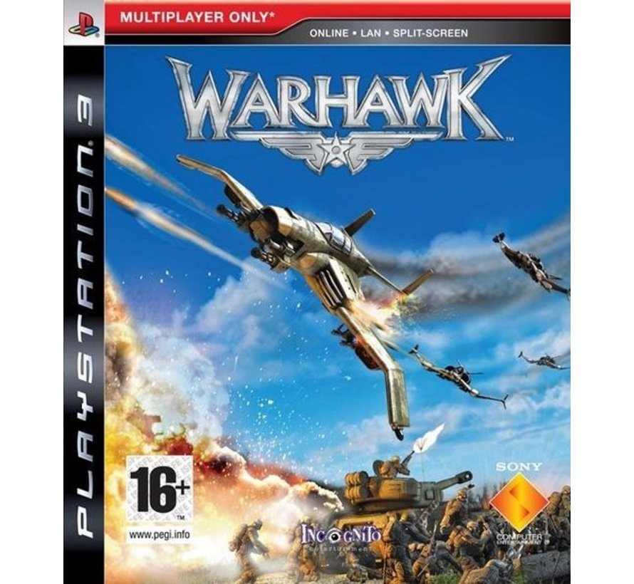 Warhawk (excl. headset)