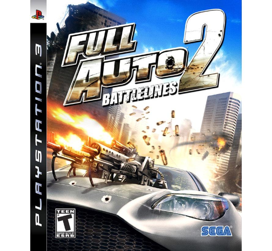 Full Auto 2 - Battlelines