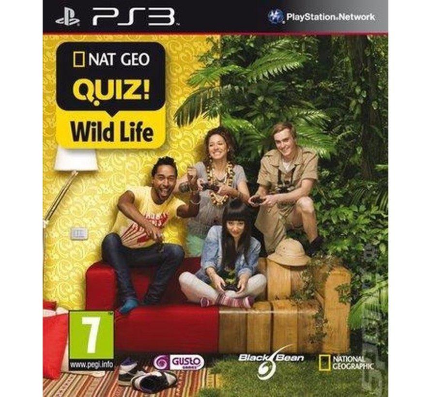 Nat Geo Quiz! - Wild Life