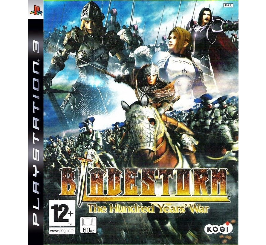 Bladestorm - The Hundred Years War