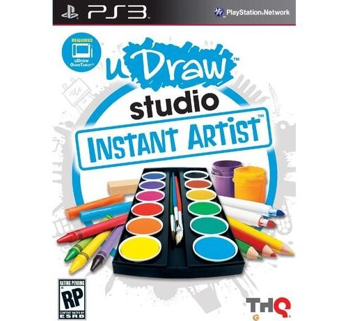 uDraw Studio - Instant Artist - Game Only