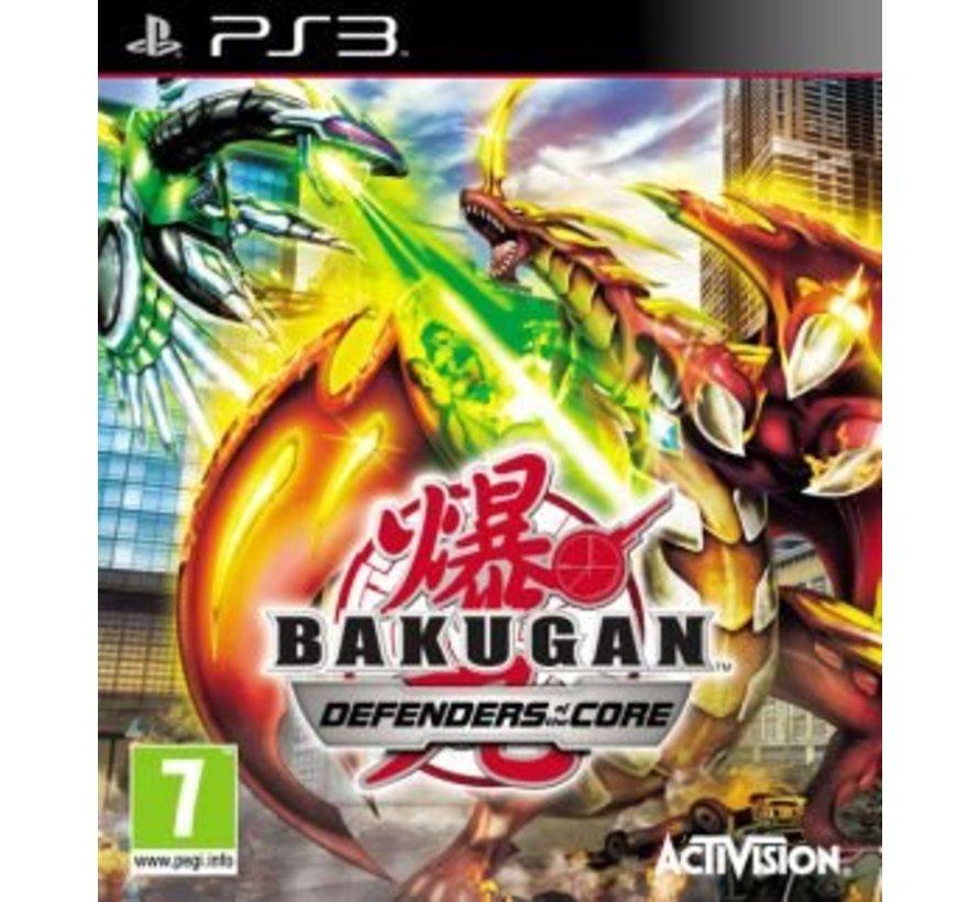 Bakugan: Battle Brawlers - Defenders of the Core
