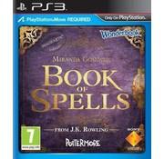 Wonderbook - Book of Spells - Game Only