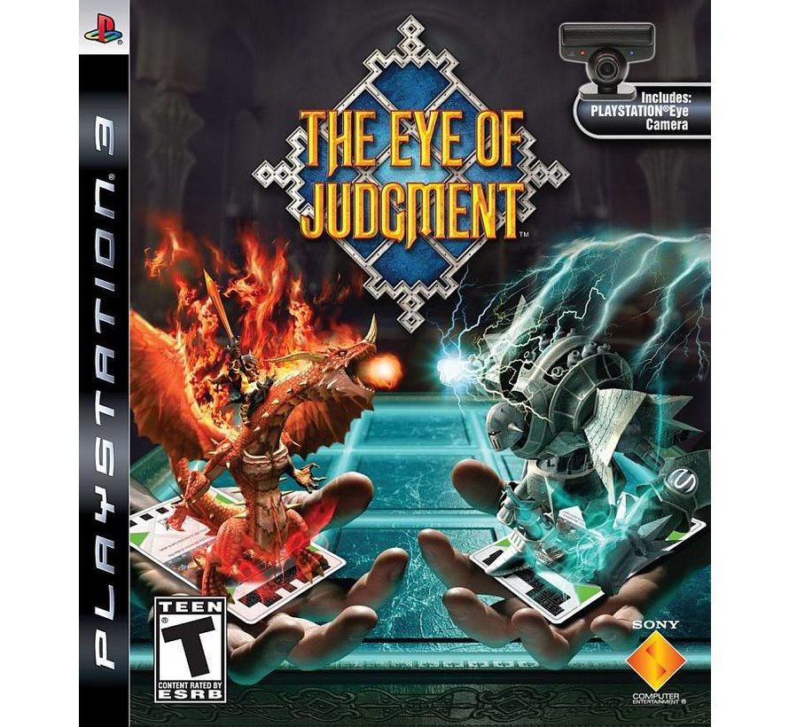 The Eye Of Judgement