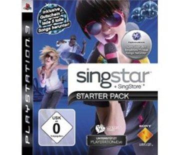Singstar - Starter Pack