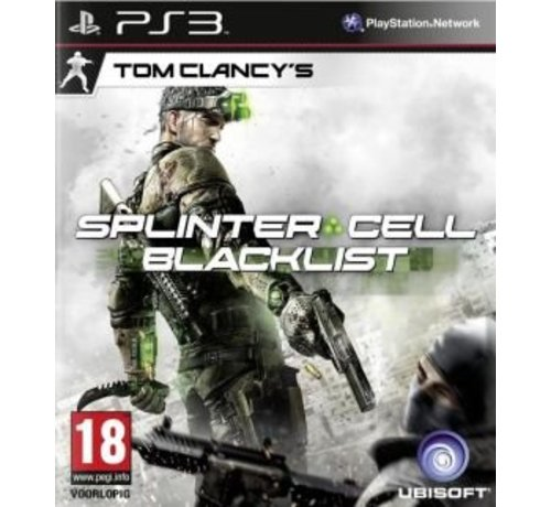Tom Clancy's Splinter Cell - Blacklist