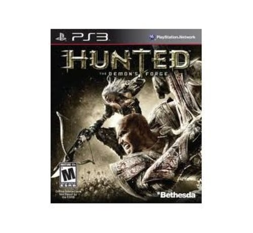 Hunted - The Demons Forge