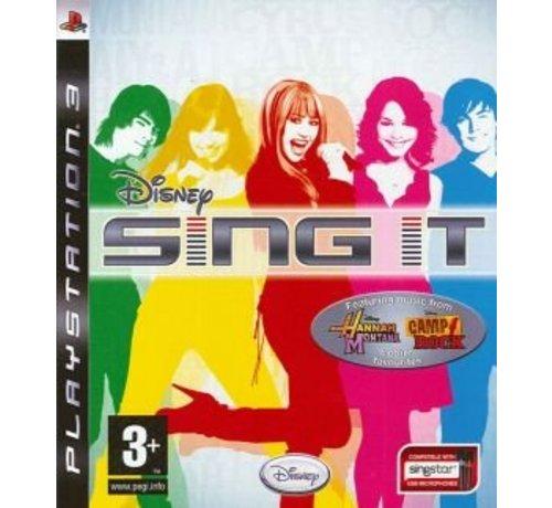Disney: Sing It ft. Camp Rock
