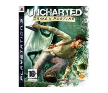Uncharted - Drake's Fortune