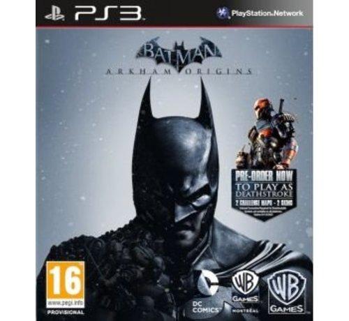 Batman - Arkham Origins