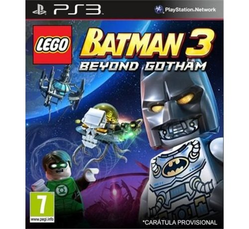 LEGO Batman 3 - Beyond Gotham