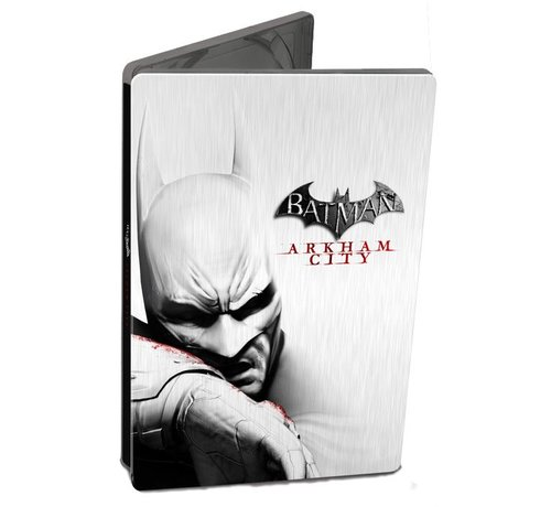 Batman Arkham City Steelboek