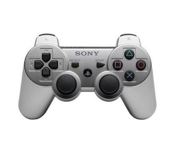 Sony Dualshock 3 Wireless Controller - Silver