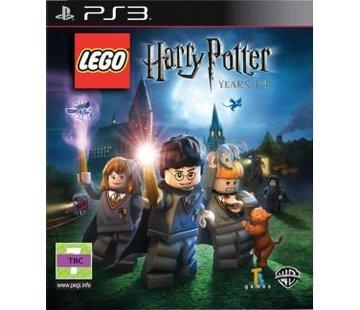 LEGO Harry Potter - Jaren 1-4