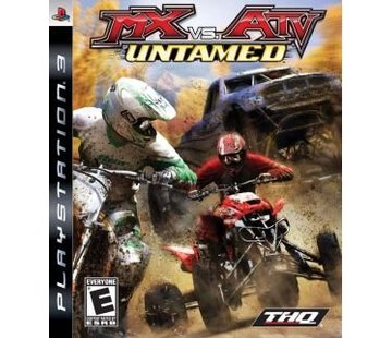 MX vs ATV - Untamed