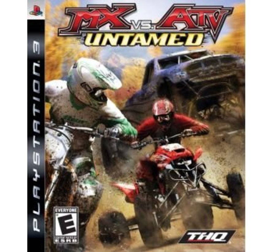 MX vs ATV - Untamed