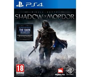 Middle-Earth - Shadow of Mordor