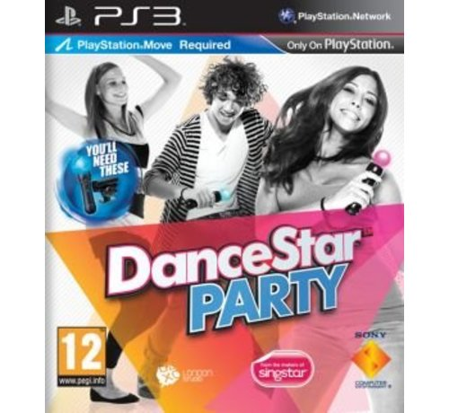 DanceStar - Party