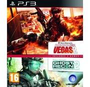 Tom Clancy's Rainbow Six: Vegas 2 + Ghost Recon Advanced Warfighter 2