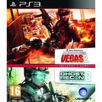 Tom Clancy's Rainbow Six: Vegas 2 + Ghost Recon Advanced Warfighter 2