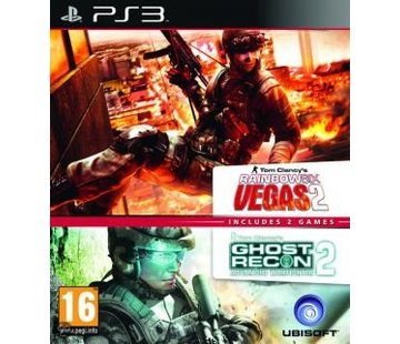 Tom Clancy's Rainbow Six - Vegas 2 + Ghost Recon Advanced Warfighter 2