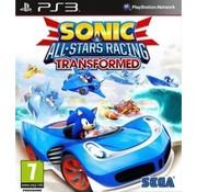 Sonic All-Stars Racing Transformed