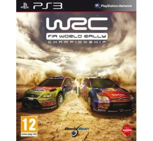 WRC: FIA World Rally Championship