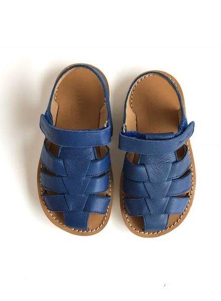 Pom D'Api Sandals blue klein