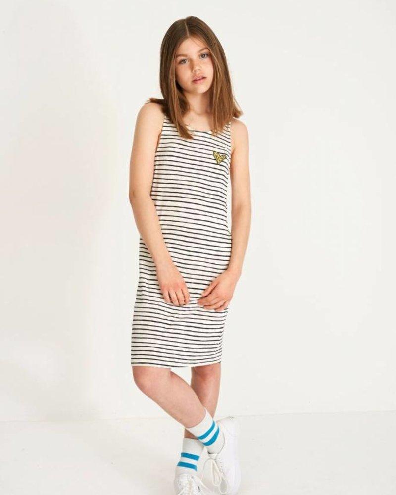 Soft Gallery Jurk amira stripes
