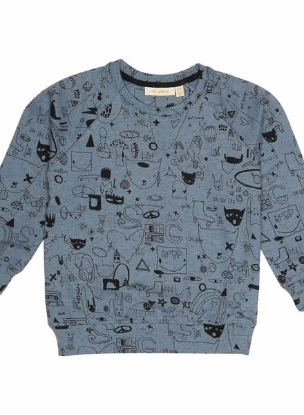 Soft Gallery sweater quirky