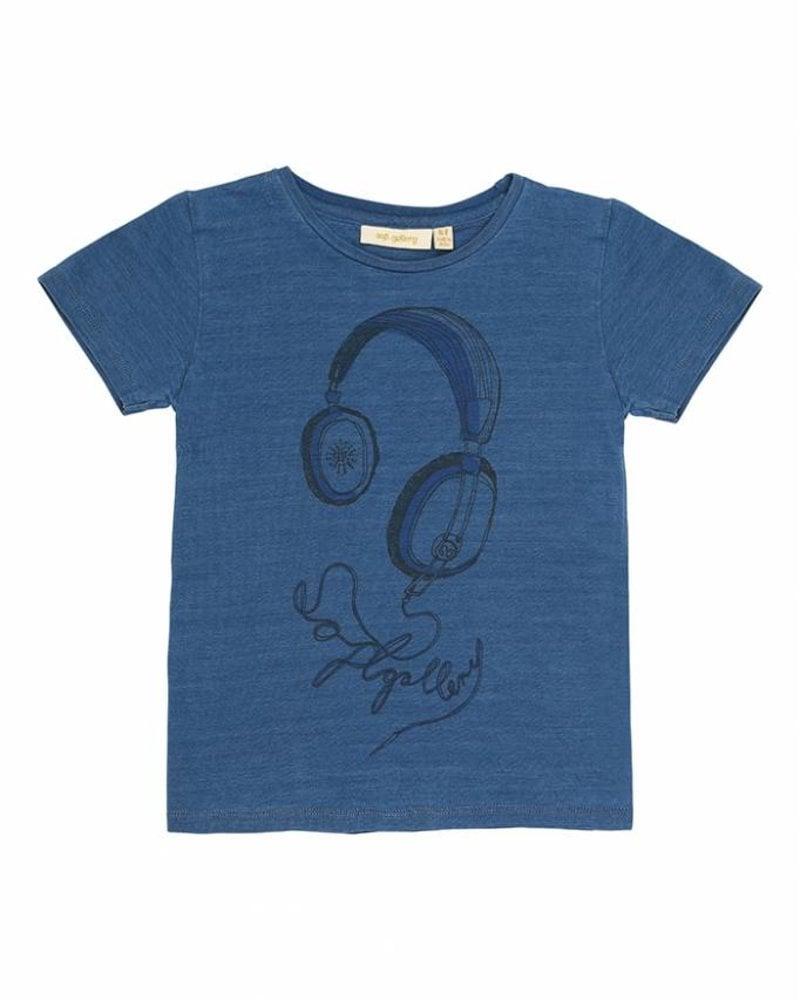 Soft Gallery T shirt headphone