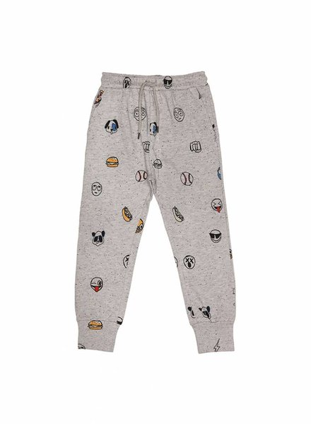 Soft Gallery Joggingsbroek emojo big