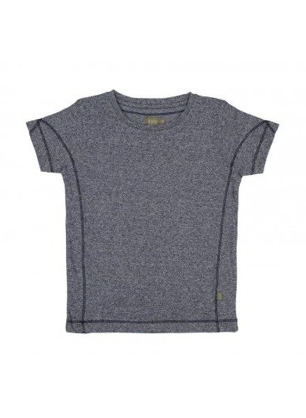 Kidscase T shirt matt  dark blue
