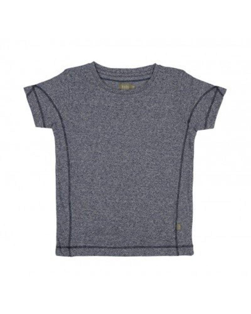 Kidscase T shirt matt  dark blue