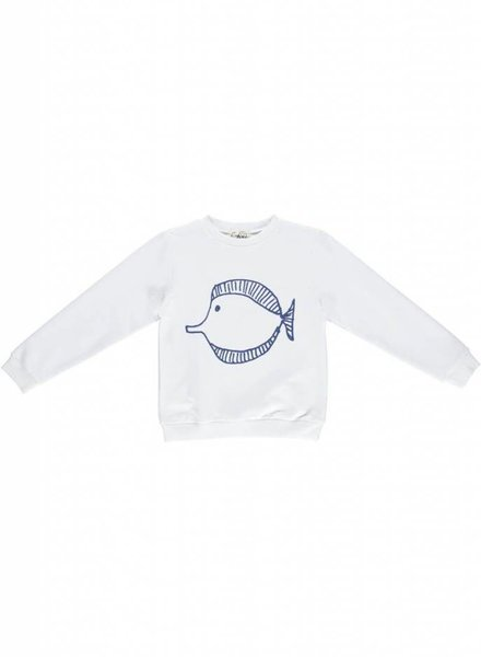 Gro Company Sweater fish