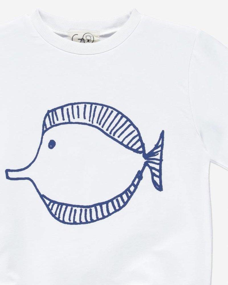 Gro Company Sweater fish