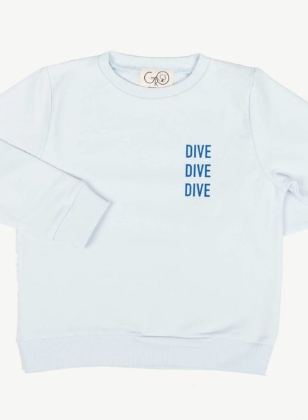 Gro Company Sweater ice dive