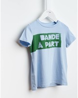 Bellerose T shirt bande a part