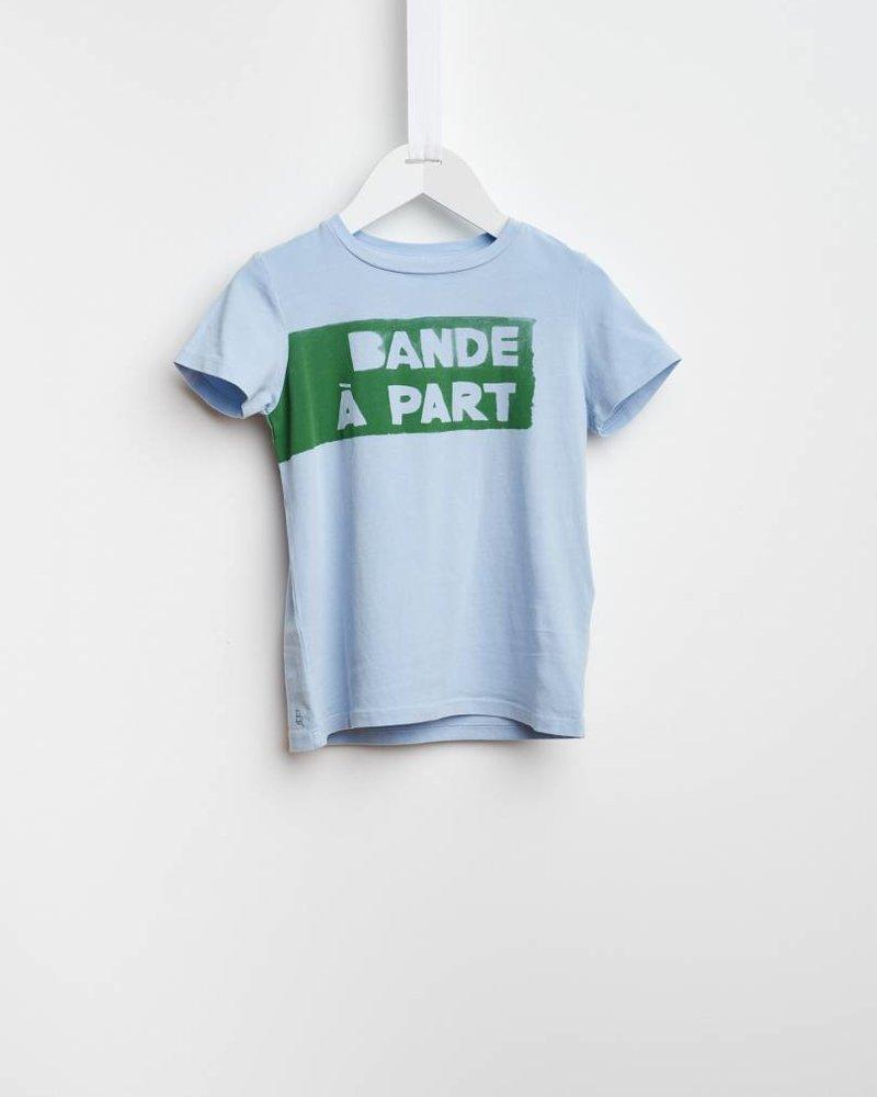 T shirt bande a part
