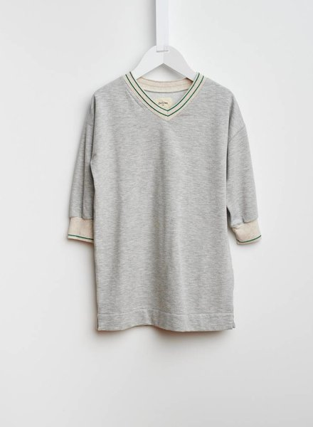 Sweaterdress grey