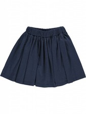 Gro Company Skirt darkblue stripes