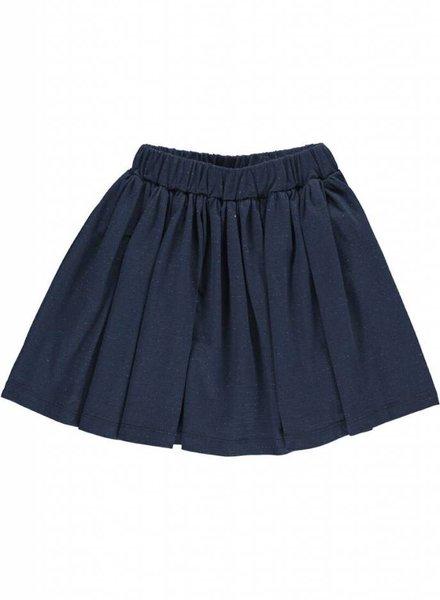 Gro Company Skirt darkblue stripes