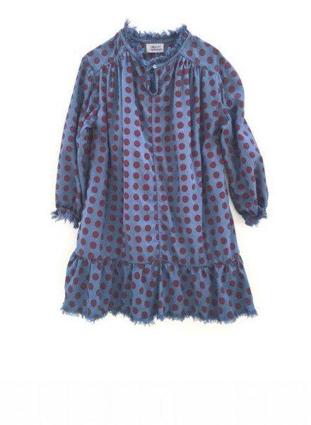 Longlivethequeen Robe dot