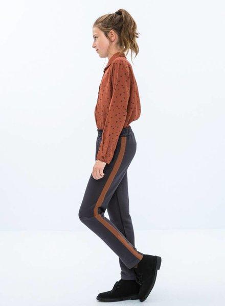 BY-BAR pantalon jogging noir